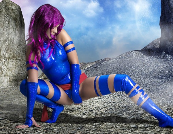 psylocke-by-ginger